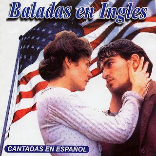 Baladas En Inglés: Cantadas En Español Carátulas del disco recopilatorio