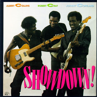 Carátulas de Albert Collins, Robert Cray, Johnny Copeland Showdown! en Caratuleo.com