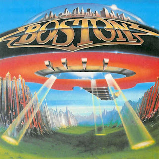 Boston Dont Look Back 1978, portada, Gary Norman sleeve