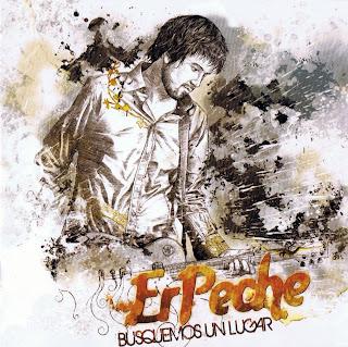 ErPeche caratulas Busquemos Un Lugar 2009 portada nuevo disco, tapa cd