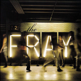 caratula de The Fray portada del segundo disco