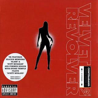 Velvet Revolver Contraband Caratulas Portadas Tapas CD COVERS