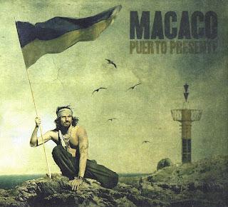 Puerto Presente, caratulas nuevo disco de Macaco, 2009