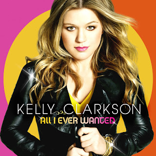 Kelly Clarkson caratula de All I Ever Wanted, portada nuevo disco, tapa de cd