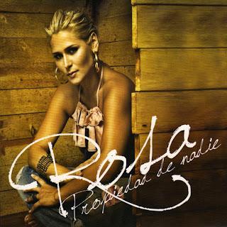 Rosa, Propiedad de nadie. Ficha del disco de Rosa López: canciones, carátula, portada, detalles e información sobre el álbum