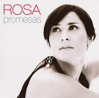 Rosa, Promesas. Ficha del disco de Rosa López: canciones, carátula, portada, detalles e información sobre el álbum