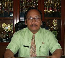 Kepala Sekolah SMP Negeri 8 Tasikmalaya
