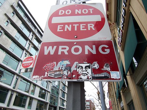 [wrongway]