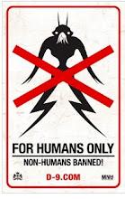 SÓLO PARA HUMANOS