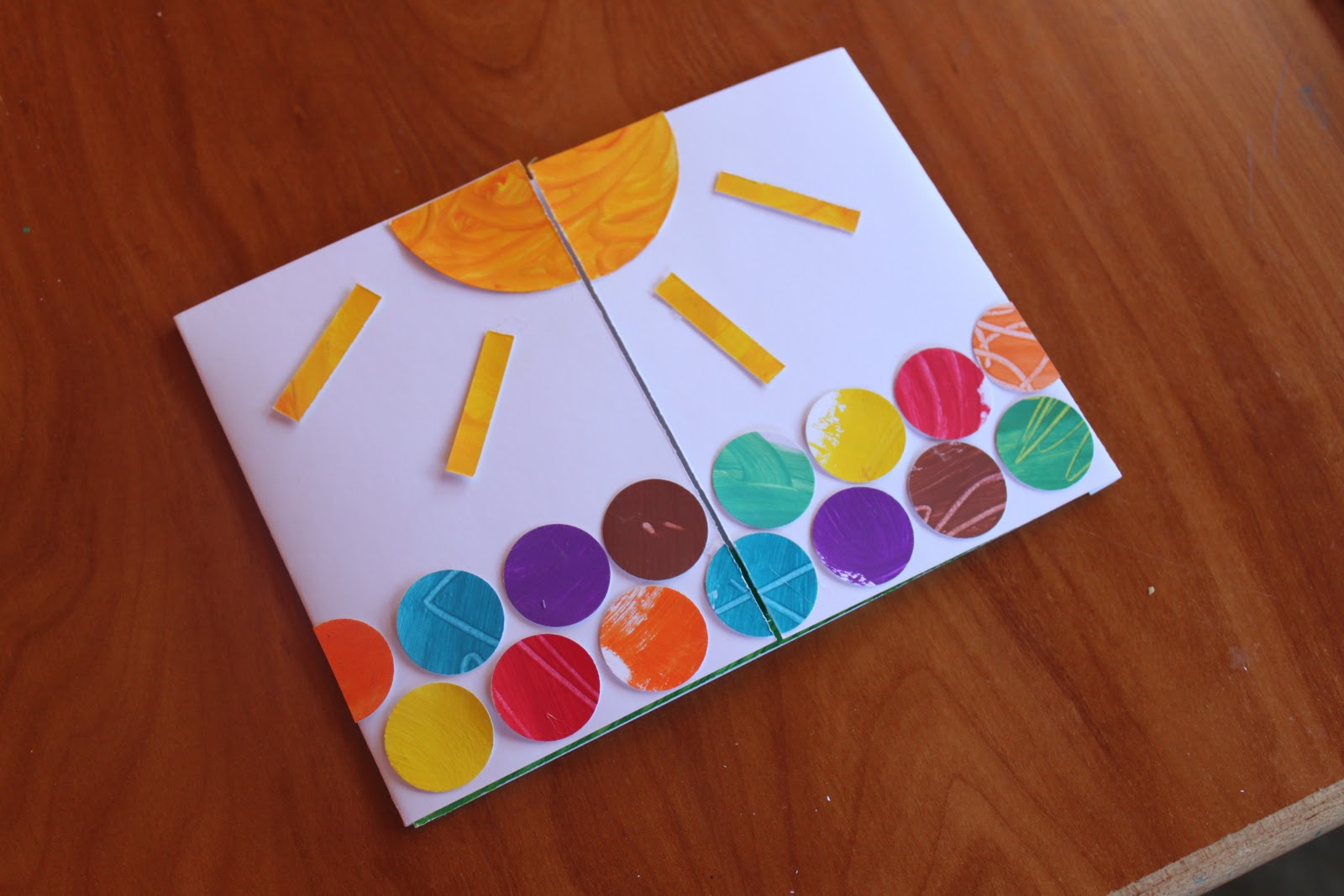 Eric Carle Birthday Party Invitation Tutorial Delicate Construction