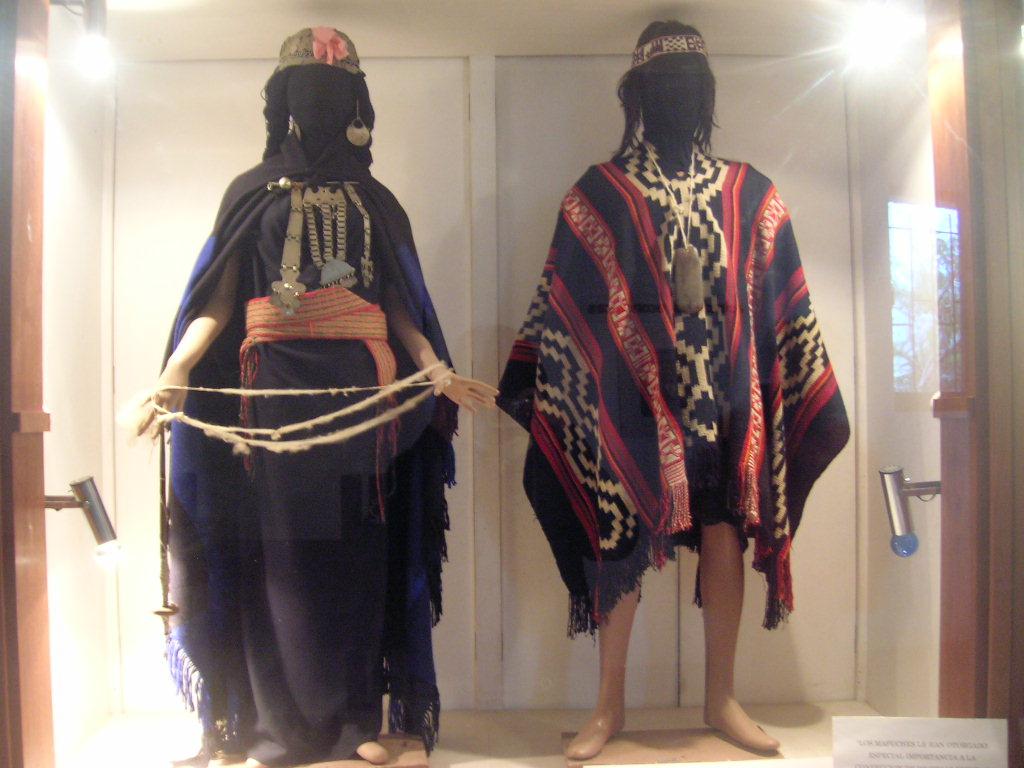 vestimenta tipica chile: