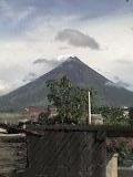 Cool and open look of mount mayon