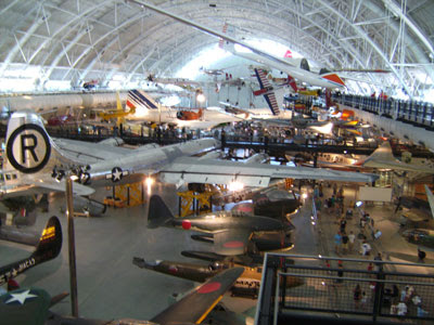 Hanger view two