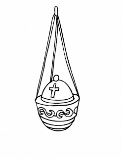 Religious Easter Coloring Craft Printables
