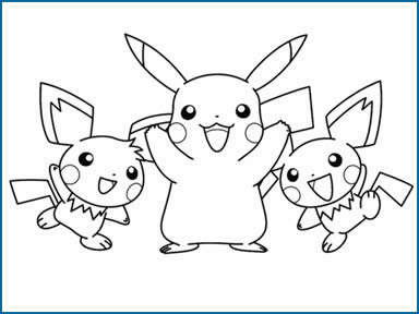 Pokemon Coloring Sheets on Free Coloring Pages  Pokemon Coloring Pages  Anime Pokemon Printables