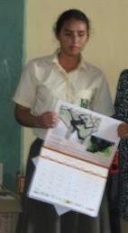 Katia Chumbe Mori, ganadora de Moyobamba