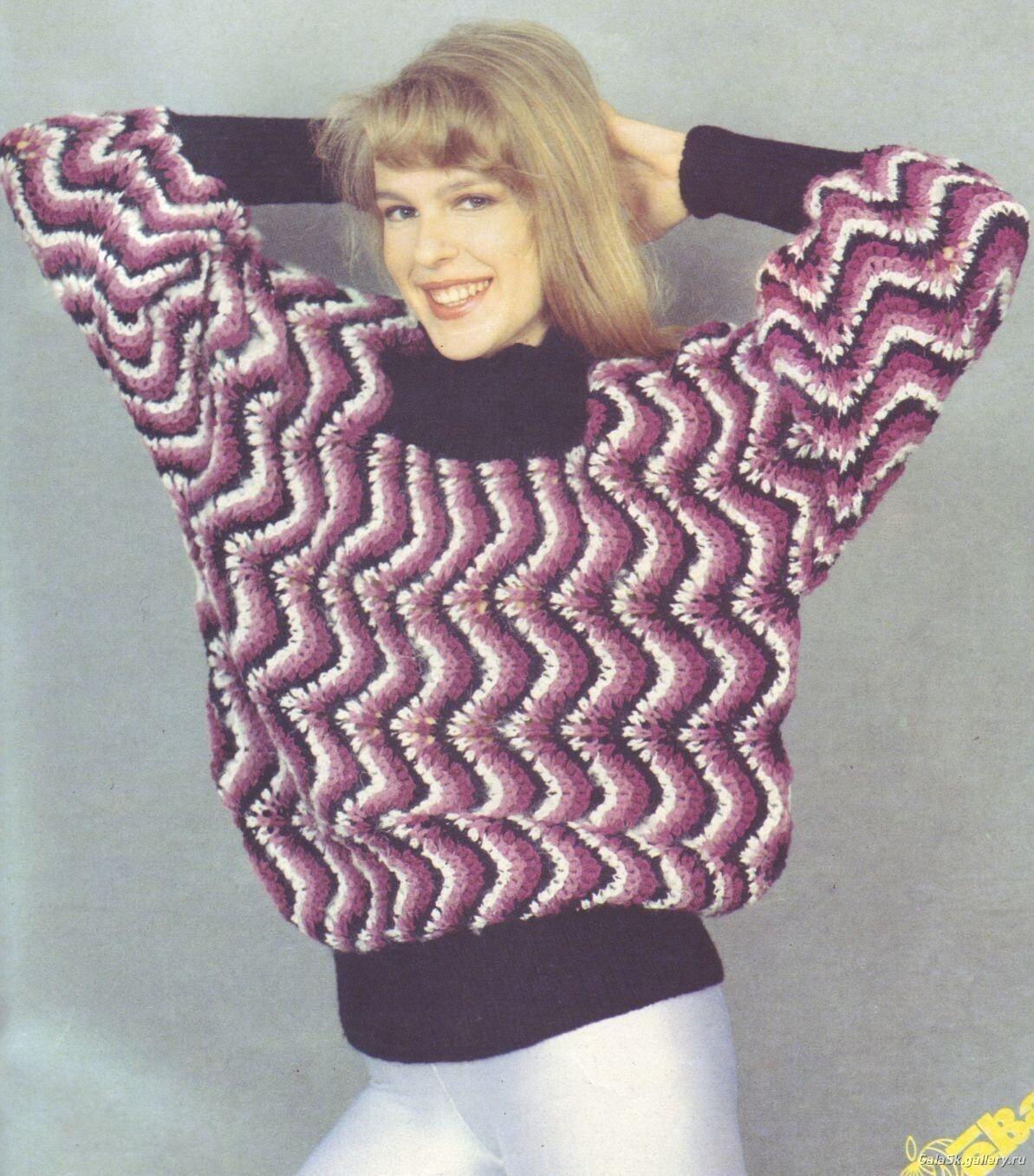 Рукоделие вязание тапочек
