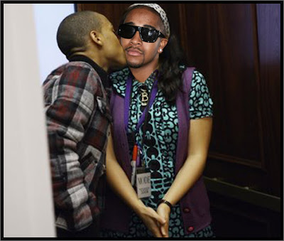 bow wow and ciara kiss