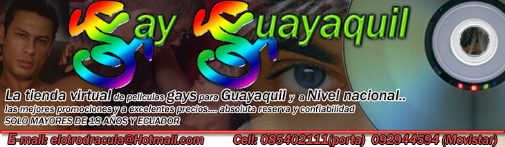 Gay guayaquil