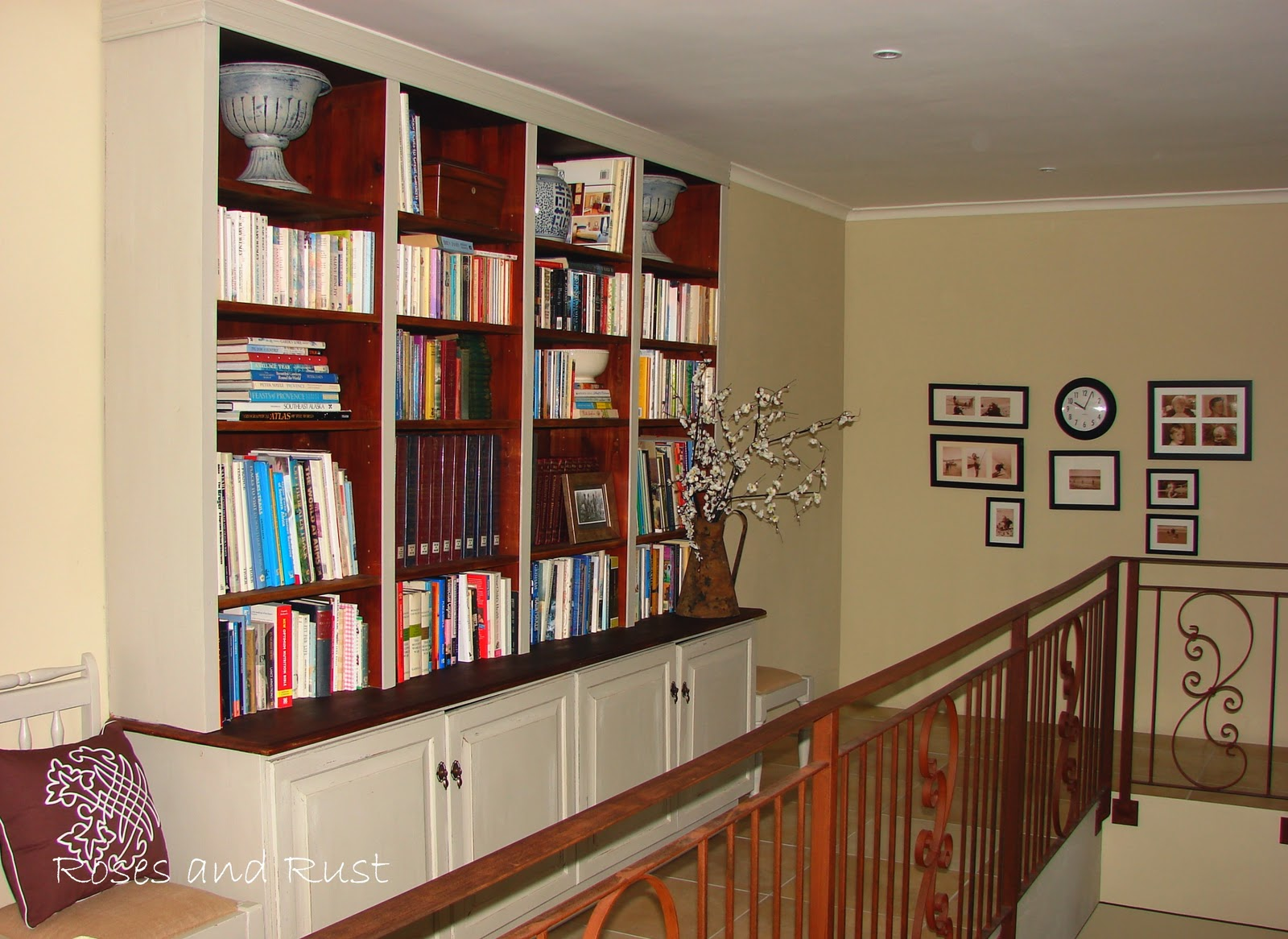 Superb img of Roses and Rust: Budget Bookcase with #AC221F color and 1600x1166 pixels