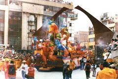 Participación Carnavales 2005