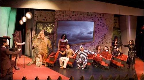 Teatro del Sur 2007