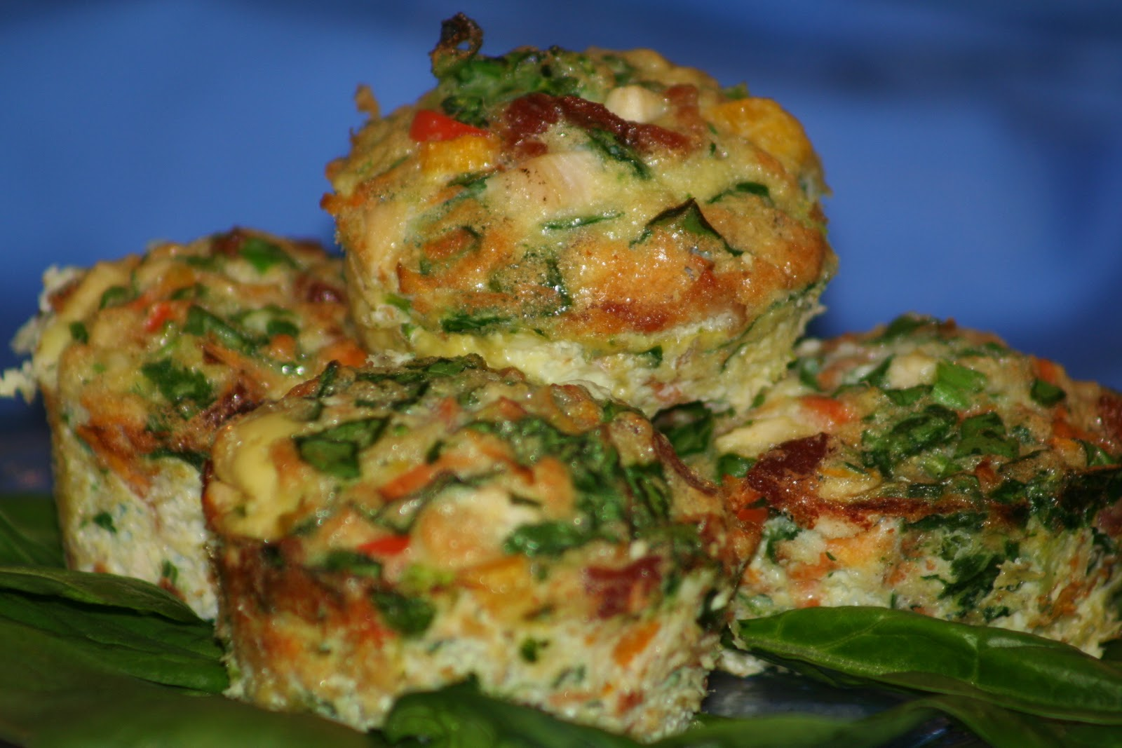 Budget Paleo...Made Easy: Crustless Mini Quiches