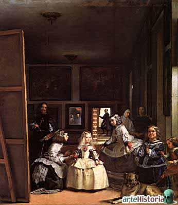 Las Meninas/1656