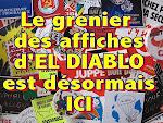 """Visitez """"Le Grenier à Affiches d'El Diablo"""""""