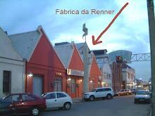 onde fica a antiga Fábrica da Renner: ao lado da entrada do Dado Bier