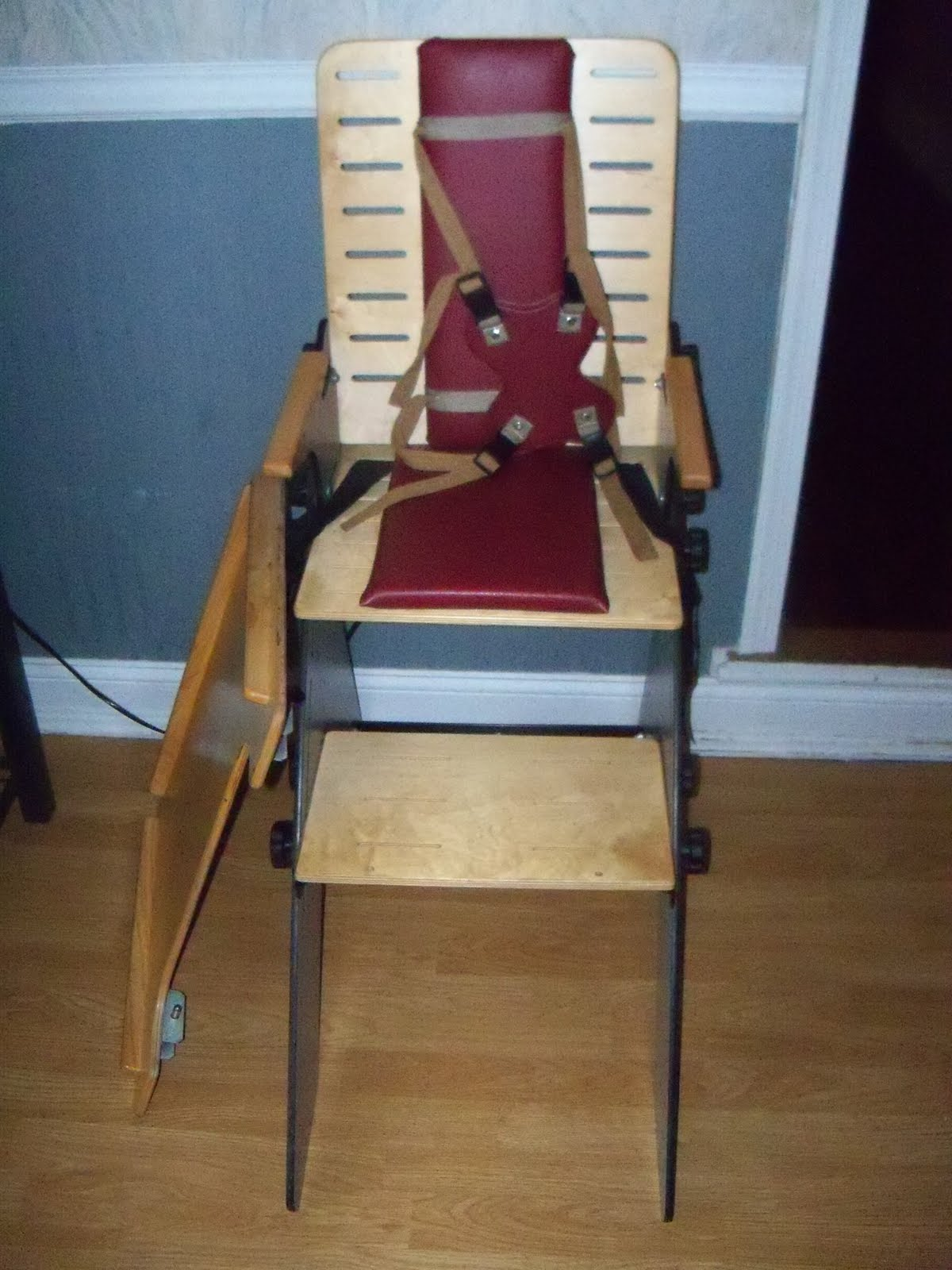 My Life With an Angel High Chair for Older Kids