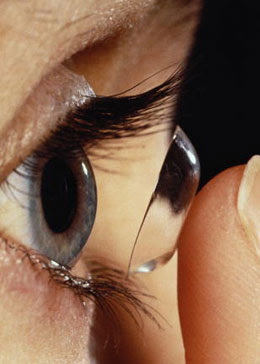 Tips Cara Pemakaian dan Penjagaan Kanta Sentuh (contact lens)