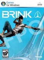 Brink, game, pc, box, art, cover