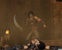 Prince of Persia: Warrior Within, iphone, screen, image