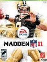 Madden NFL 11, football, game, ps3, box, art
