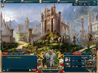 Castle of Heroes, web, game, online