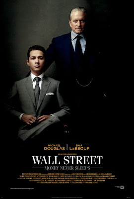 Wall Street Money Never Sleeps, movie