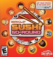 Sushi Go Round, game, iphone