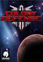 Colony Defense, game, pc, cover, screen
