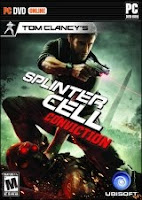 Tom Clancy's Splinter Cell: Conviction, pc, game, screen, cover