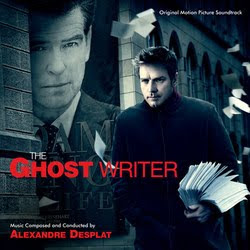 The Ghost Writer, Movie Song List, soundtrack, album, cover, cd, art, box