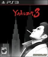 Yakuza 3, PS3, sony, playstation, game, screen, cover