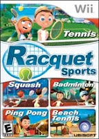 Racquet Sports, Wii, Game, Console