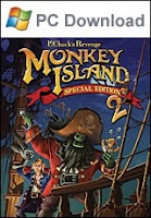 Monkey Island 2, LeChuck's Revenge, video, game, pc, cover, screens