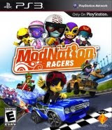 ModNation, Racers, Game, ps3, screens, box, art, images