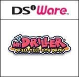 Mr. Driller, Drill Till You Drop, dsi, video, game, image, art, box, screen
