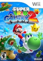 Super Mario Galaxy 2, image, cover, box, art