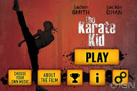 The Karate Kid, game, iphone, game, image, screen