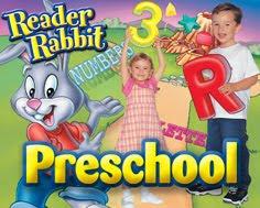Reader Rabbit Preschool, game, image, screen, screenshot, box, art, cover, wii