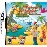 Virtual Villagers, A New Home, box, art, screen,Nintendo, DS